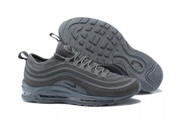 2efdf293a44f Nike Air Max 97 UL 17 SE Men Running Shoes 97 Ultra Wolf Grey All 918356-002