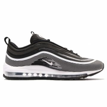 03c76ae614 Nike Air Max 97 Ultra 17 Black White Black White 918356006