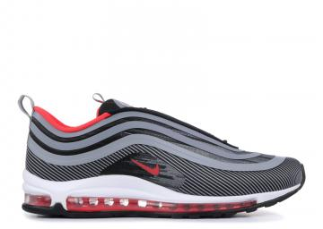 purchase cheap 6b412 80d4d Nike Air Max 97 Ultra 17 Silver Red 918356-010