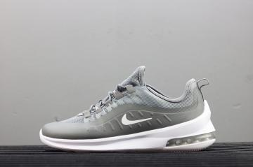 25c0bd6aff Nike Air Max Axis Cool Grey White Mens Running Shoes Sneakers AA2146-002