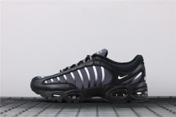 promo code 154d2 c61ae Nike Air Max Tailwind IV 4 All Black Trainers AQ2567-001