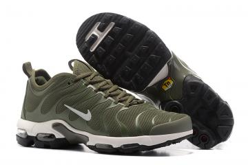 7862d6b3de22 NEW Nike Air Max Plus TN KPU Tuned dark green white Running Shoes 898015-108