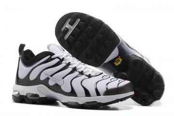 00d4f754ac NIKE AIR MAX PLUS TN ULTRA 3M bright black knight men running shoes  898015-101