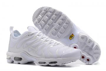 bb82a80a2c NIKE Air Max Plus Tn Ultra white shoes 881560-102