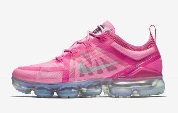 6adc42ddf0161 Nike Air VaporMax 2019 Psychic Pink Silver AR6632-600