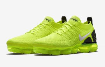 e1be11ba633a Nike Air VaporMax 2 Volt White-Black 942842-700