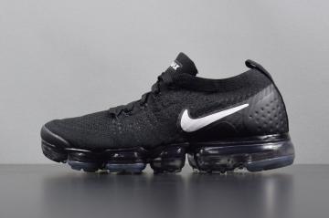 de994fb7367e6 Nike Air VaporMax Flyknit 2.0 Black White Dark Grey 942842-001