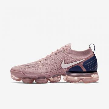 dc83f693d9443 Nike Air VaporMax Flyknit 2.0 Diffused Taupe Pink 942842-201