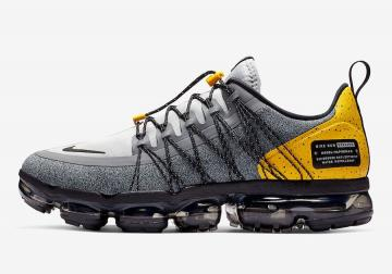 67fac531b9 Nike Air VaporMax Run Utility Wolf Grey Amarillo AQ8810-010