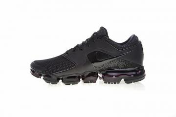 72bbf08059 Nike Air Vapormax CS Triple Black Running Shoes AH9046-002