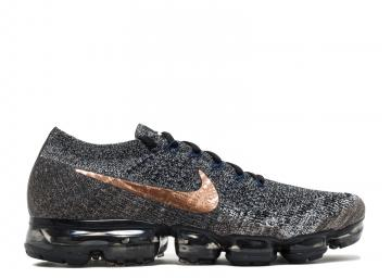 a6c0d0fb977f Nike Air VaporMax Flyknit Black Purple Red Colorful 849558-403 ...