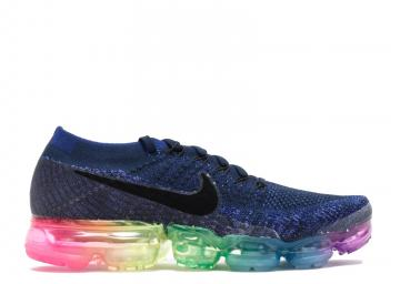 separation shoes d8dbc 71dec W Air Vapormax Flyknit Be True Be True Blue Concord Royal Deep White  883274-400