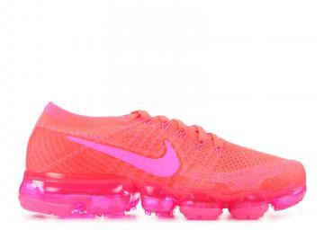 f2f05228cd472 Wmns Nike Air Vapormax Flyknit Hyper Punch Pink Blast Hyper Punch 849557-604
