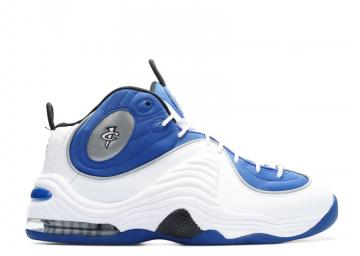 best authentic 581f7 44f40 Air Penny 2 Atlantic Blue 2015 Release Blue Cllg Silver Black White  Metallic 333886-400