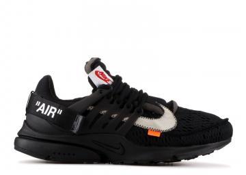 Nike Air Presto Off White Black aa3830-002 01c3b5846