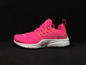 26f692830bd7 Nike Air Presto Vivid Red White Pink Running Shoes Sneakers 878068-600