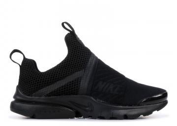 info for feb18 c1e31 Nike Presto Extreme PS Triple Black 870023-001