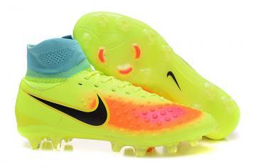 417a16d5e221 Nike Magista Obra II FG Soccers Shoes ACC Waterproof Black Royalblue · 275  USD. 116.55 USD. Save 58%. QUICK VIEW