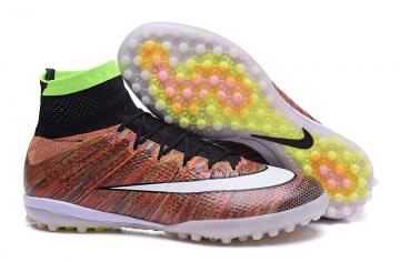 71e3c7c9d08d Nike Mercurial X Proximo Street TF Turf Multi Color Soccers Cleats  718777-010