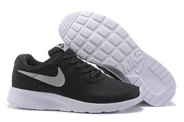 57ffc52d3499 Nike Tanjun SE BR Running Shoe Black Silver 844908-002