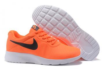 37781e11fcdf Nike Tanjun SE BR Running Shoe Orange Black 844908-801
