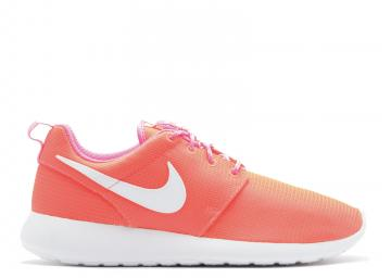 1dbe49bf49d5 Roshe One GS Pink Pow White Lava Glow 599729-608