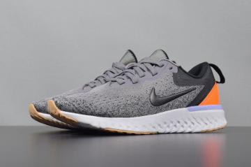 buy online fea5c 1de07 Nike Odyssey React Womens Running Shoes Black Orange AO9820-004