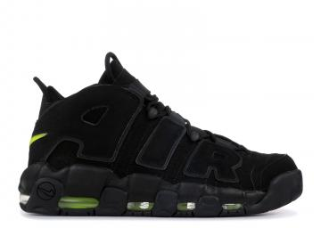 b3719868f Air More Uptempo Volt Black 414962-013