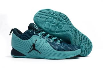 ff13529cb8d Nike Air Jordan CP3 X Blue Black Men Basketball Shoes 854294