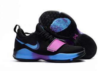 8fe96889ba3d8e Nike Zoom PG 1 EP Paul Jeorge The Black Rose Women Basketball Shoes