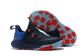 9a9fcb285841 Nike Zoom Shift 2 EP Black Blue Orange AR0459-009