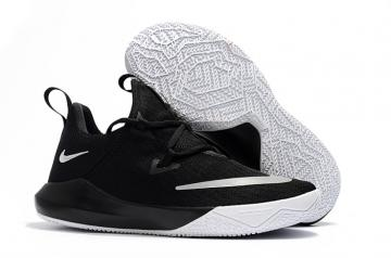 74127a7d4a88 Nike Zoom Shift 2 EP Black White White Small Swoosh AR0459-003