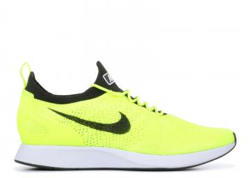 Nike Air Zoom Mariah Flyknit Racer Running Shoes Volt 918264-700 dcc3b14f9
