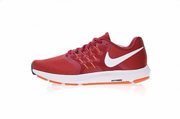 Nike Run Swift Red Orange White Sports Shoes 908989-600 09b3a9eed