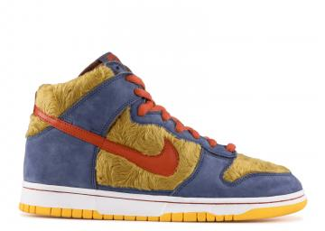 new style 2caad ce437 Dunk High Premium SB Three Bears Light Hot Umber House 313171-781