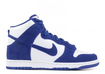 c59380200194 Dunk High Pro SB Kentucky White Sport Royal 305050-142
