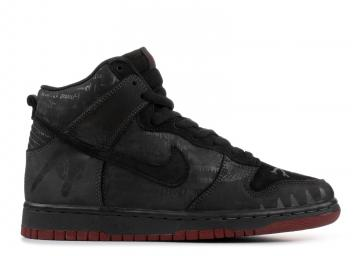 283c7e6c6237 Dunk High Pro SB Melvins Dark Charcoal Black 305050-003