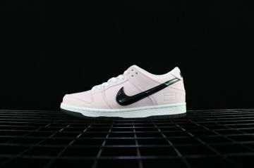 buy popular 1427a fd715 Nike Dunk SB Low Pink Box 3M Pink White Black 833474-60115