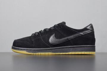 best website 0c9f1 0ce9e Nike Dunk SB Low Pro Iw Black Yellow 819674-002