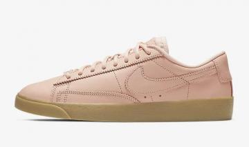8e2b8522a6 Nike Blazer Low LXX Washed Coral Gum Light Brown White BQ5307-600