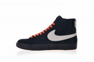 quality design ef2b4 0bc63 Nike Blazer Mid NY vs LA Black White Orange Yellow AT9978-001