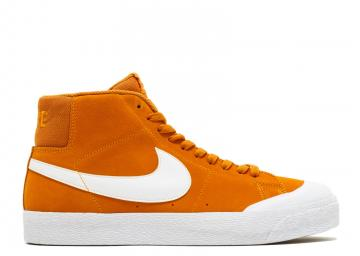 c0d9cd3d9e46 Nike Sb Blazer Zoom Mid Xt Orange White Circuit 876872-819