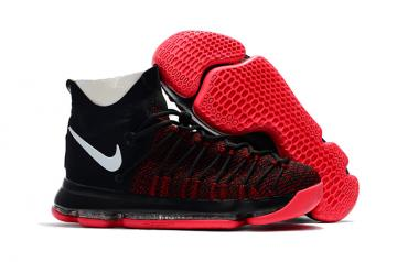 best service 946cf 964f8 Nike Zoom KD IX 9 Elite black red white Men Basketball Shoes