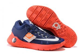 finest selection 1b15a 8fa34 Nike Zoom KD Trey 5 IV Obsidian White Crimson Men Basketball Shoes  844571-416