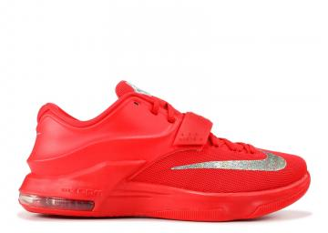 8556558eac5b KD 7 EP Global Game Action Silver Red Metallic 653997-660