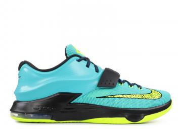 5805c1831d3e Kd 7 Uprising Blue Hyper Photo Jade Volt Black 653996-370