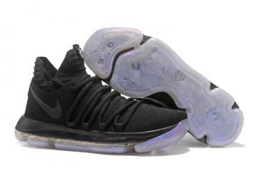 f8a0a6c34aa0 Nike Zoom KD X 10 Men Basketball Shoes Black All