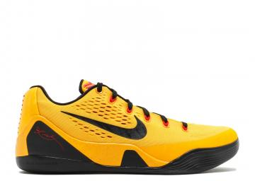hot sale online bd09b 634de Kobe 9 Em Bruce Lee University Laser Black Gold Crimson 646701-700