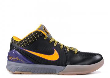 buy popular 82b4b 00b8c Zoom Kobe 4 Carpe Diem Dl Cl Purple Varsity Soul Grey Black 344335-001