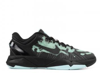 9d04a43f4e8 Kobe 7 GS Poison Dart Frog Black Mint Candy 505399-300